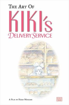 Art of Kiki's Delivery Service: 9781421505930