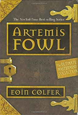 Artemis Fowl 5-Book Boxed Set 9781423120377