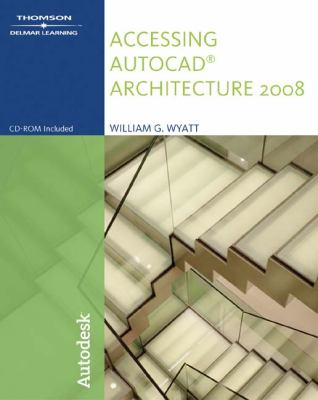 AutoCAD 2008 for Architecture [With CDROM] 9781428311633