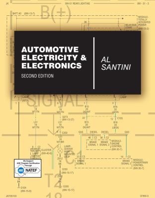 Automotive Electricity & Electronics 9781428399617