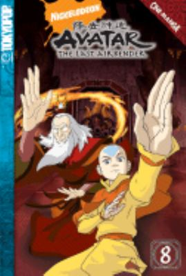 Avatar: The Last Airbender: Volume 8