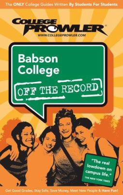 Babson College 9781427400161