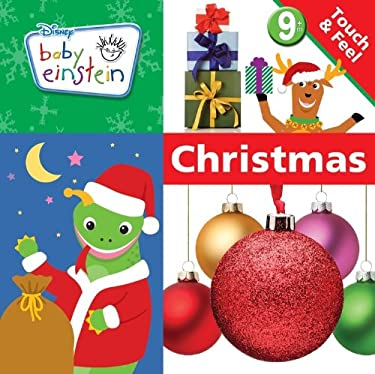 Baby Einstein: Touch & Feel Christmas 9781423138785