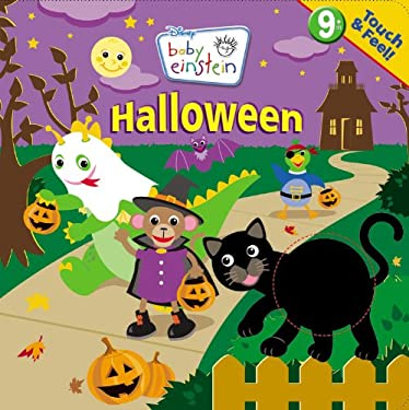 Baby Einstein: Touch & Feel Halloween 9781423138778