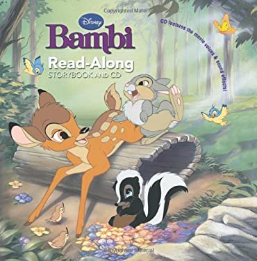 Bambi [With Paperback Book]