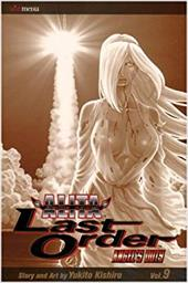 Battle Angel Alita: Last Order, Volume 9: Angel's Duty 6337902