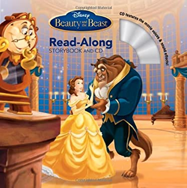 Beauty and the Beast Read-Along Storybook and CD 9781423133353