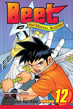 Beet the Vandel Buster: Volume 12 9781421514062