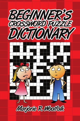 Beginner's Crossword Puzzle Dictionary 9781425999636