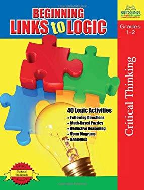 Beginning Links to Logic Grades 1-2 9781429103992