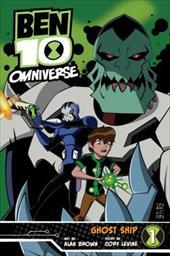 Ben 10 Omniverse: Ghost Ship 21973345