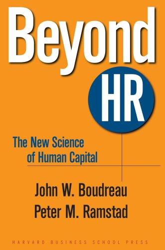 Beyond HR: The New Science of Human Capital 9781422104156