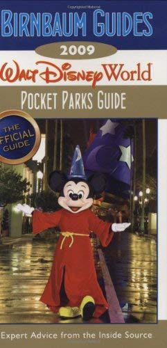 Birnbaum's Walt Disney World Pocket Parks Guide 9781423115281