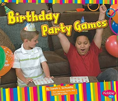 Birthday Party Games 9781429640008