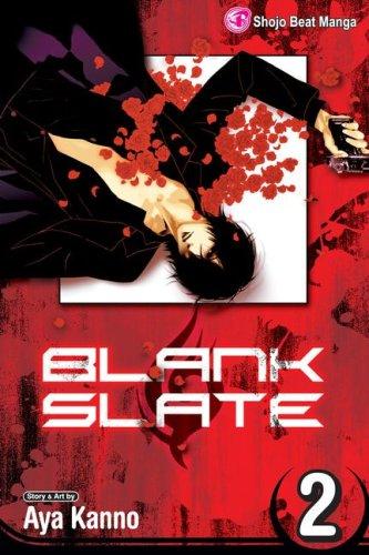 Blank Slate, Vol. 2 9781421519258