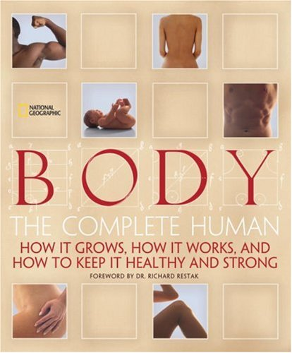 Body: The Complete Human 9781426201288