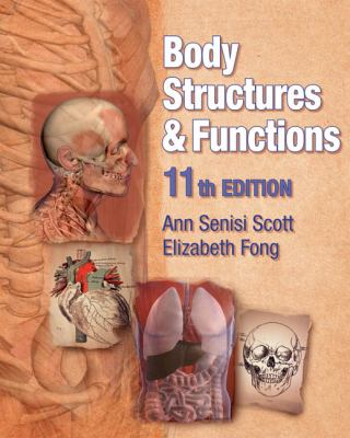 Body Structures & Functions [With CDROM] 9781428304208