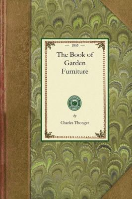 The Book of Garden Furniture 9781429012959