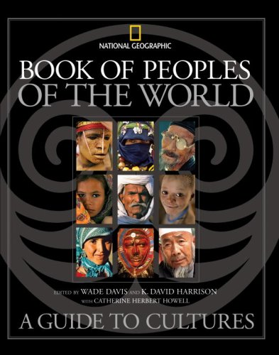 Book of Peoples of the World: A Guide to Cultures 9781426202384
