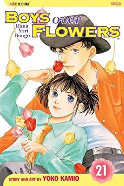 Boys Over Flowers, Vol. 21 9781421505350