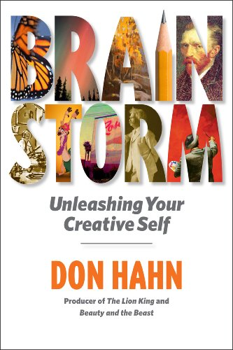 Brain Storm: Unleashing Your Creative Self 9781423140368