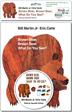 Brown Bear, Brown Bear, What Do You See? (Book & CD Set) 9781427207265