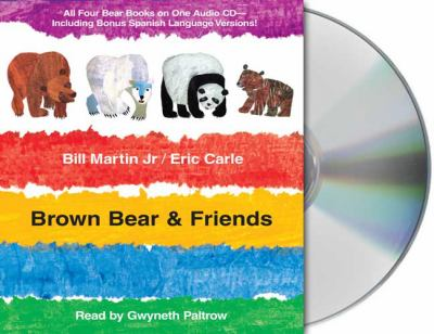 Brown Bear & Friends 9781427203243
