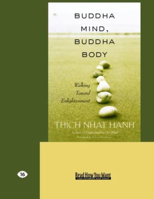 Buddha Mind, Buddha Body (Easyread Large Edition) 9781427092953