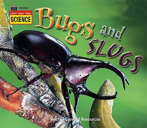 Bugs and Slugs 9781420681499