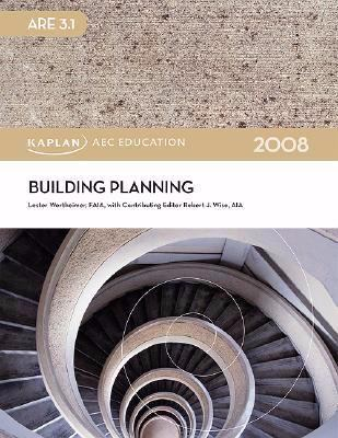 Building Planning 2008 9781427761569