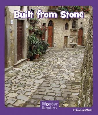 Built from Stone 9781429696104