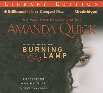 Burning Lamp 9781423389750