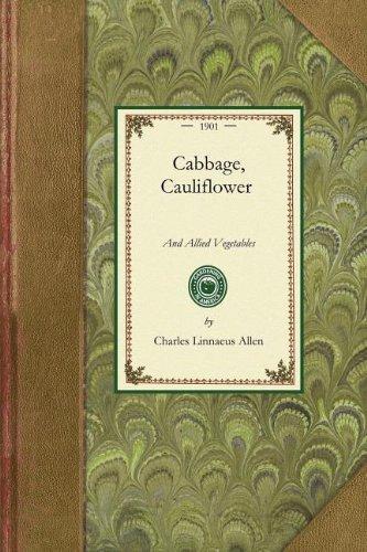 Cabbage, Cauliflower 9781429013017