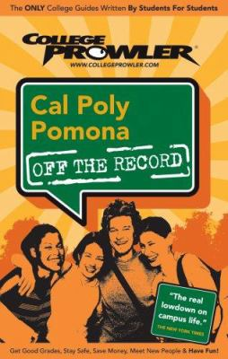 Cal Poly Pomona Off the Record 9781427402271
