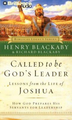 Called to Be God's Leader: Lessons from the Life of Joshua 9781423303053