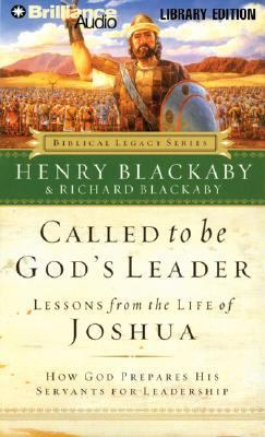 Called to Be God's Leader: Lessons from the Life of Joshua 9781423303060