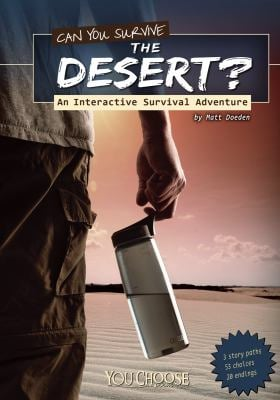 Can You Survive the Desert? 9781429675437