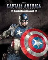 Captain America: The First Avenger: The Movie Storybook 11359929
