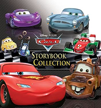 Cars Storybook Collection 9781423124955