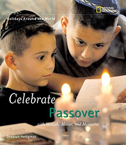 Celebrate Passover: With Matzah, Maror, and Memories 9781426300189