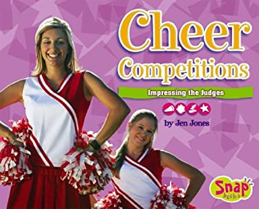 Cheer Competitions: Impressing the Judges 9781429613484