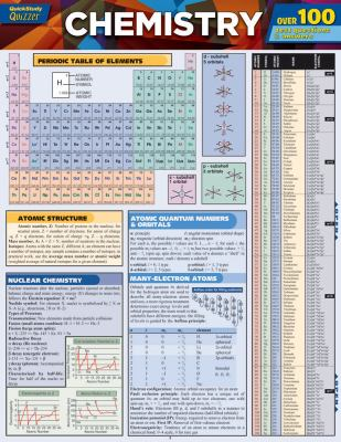 Chemistry Quizzer 9781423219125