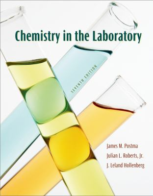 Chemistry in the Laboratory - 7th Edition