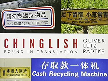 Chinglish: Found in Translation 9781423603351
