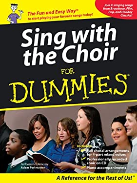 Sing with the Choir for Dummies [With CD (Audio)] 9781423473909
