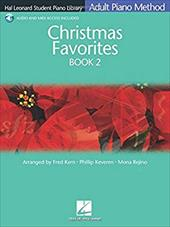 Christmas Favorites Book 2 [With CD] 6364262