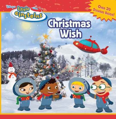 Christmas Wish [With Stickers] 9781423102106