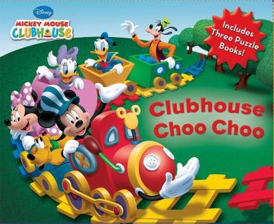 Clubhouse Choo Choo 9781423128373