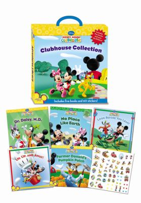 Clubhouse Collection [With Sticker(s)] 9781423124511