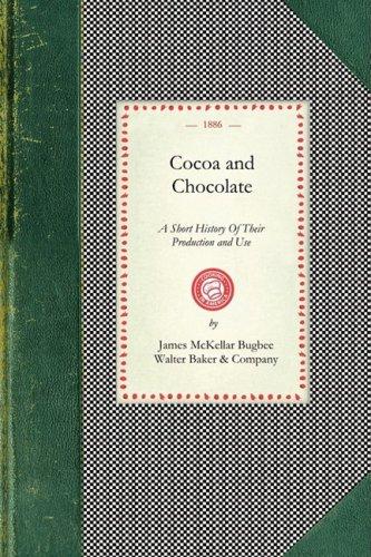 Cocoa and Chocolate 9781429011006